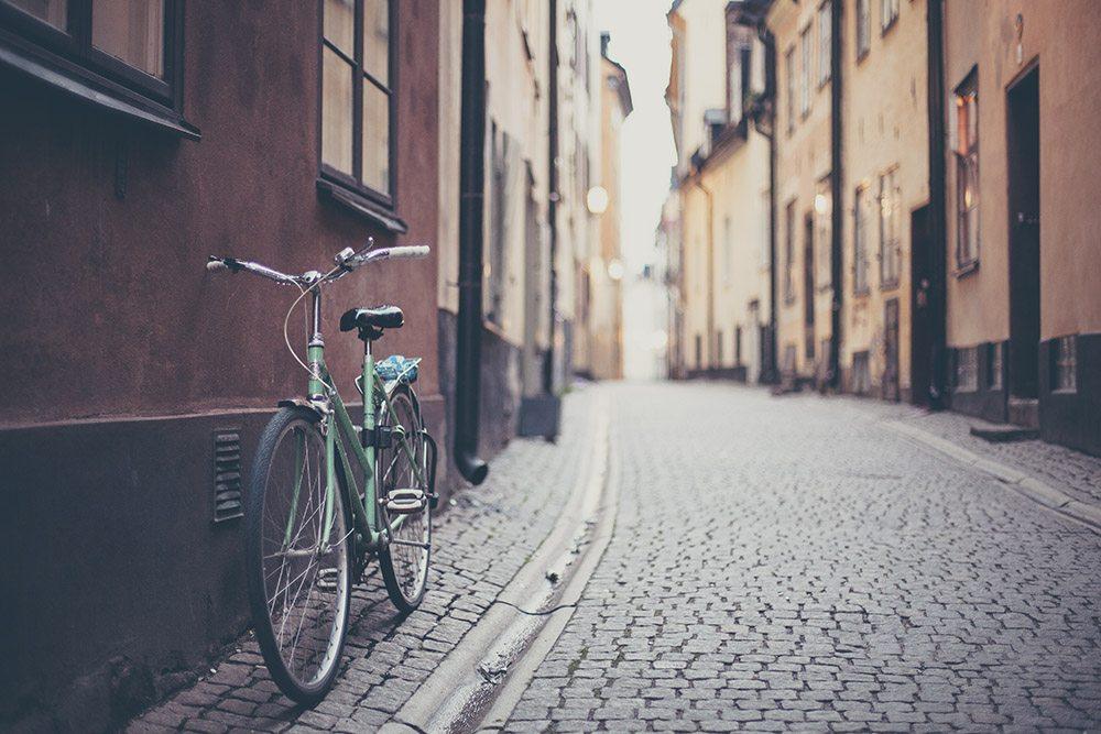 Ontdek Stockholm op een City Bike