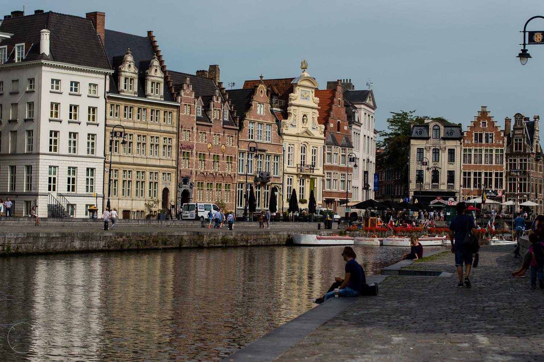 Dutchies Abroad citytrip Gent Graslei