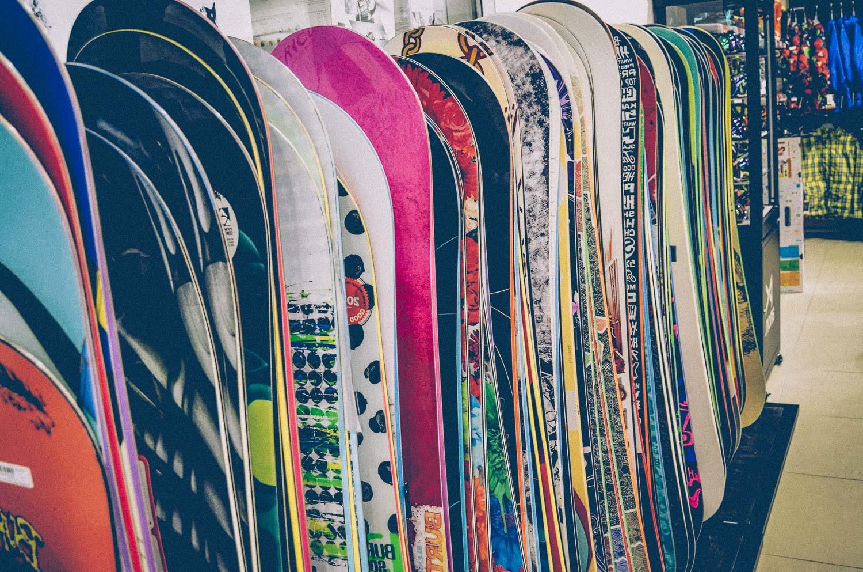 Snowboard kopen