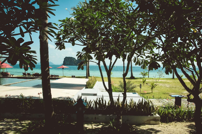 Bountyeiland Koh Ngai Thailand Tanya Beach Resort