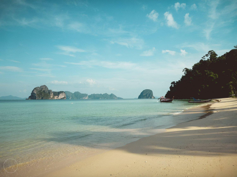 Bountyeiland Koh Ngai Thailand