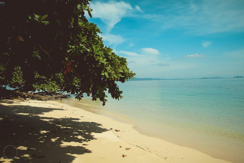 De stranden van Koh Kradan Thailand