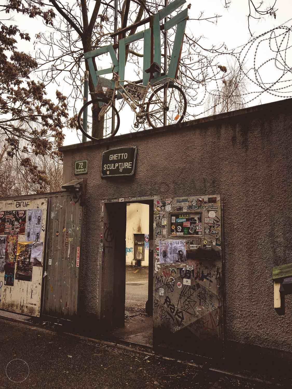 Alternatief Ljubljana ROG entree