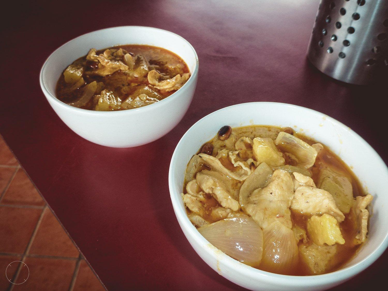De Massaman curry
