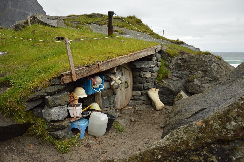 North of the sun - de hut van Inge en Jørn