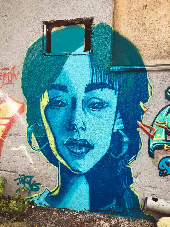 Streetart in ROG