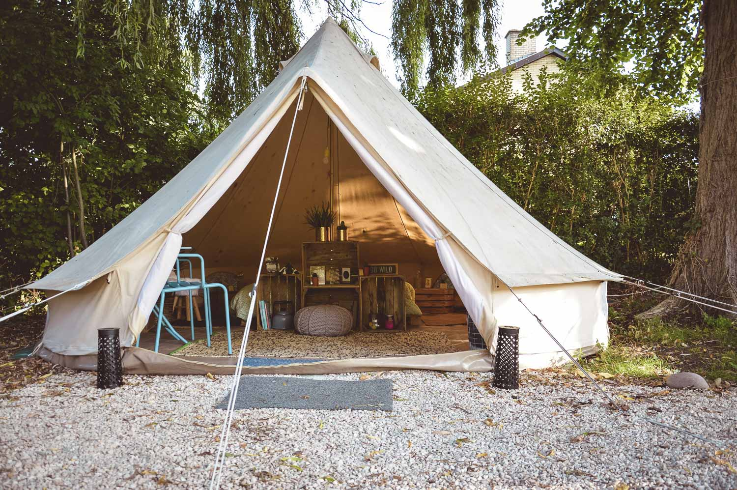 Airbnb kortingscode - tipi Gent