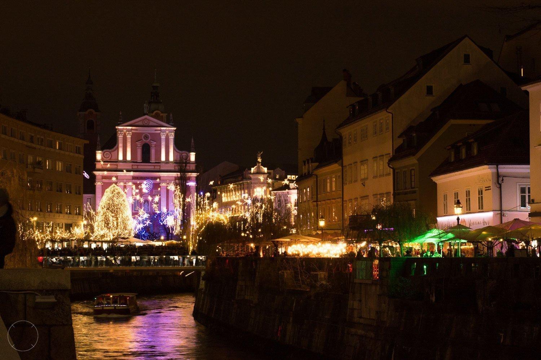 De lichtjes op 1 december