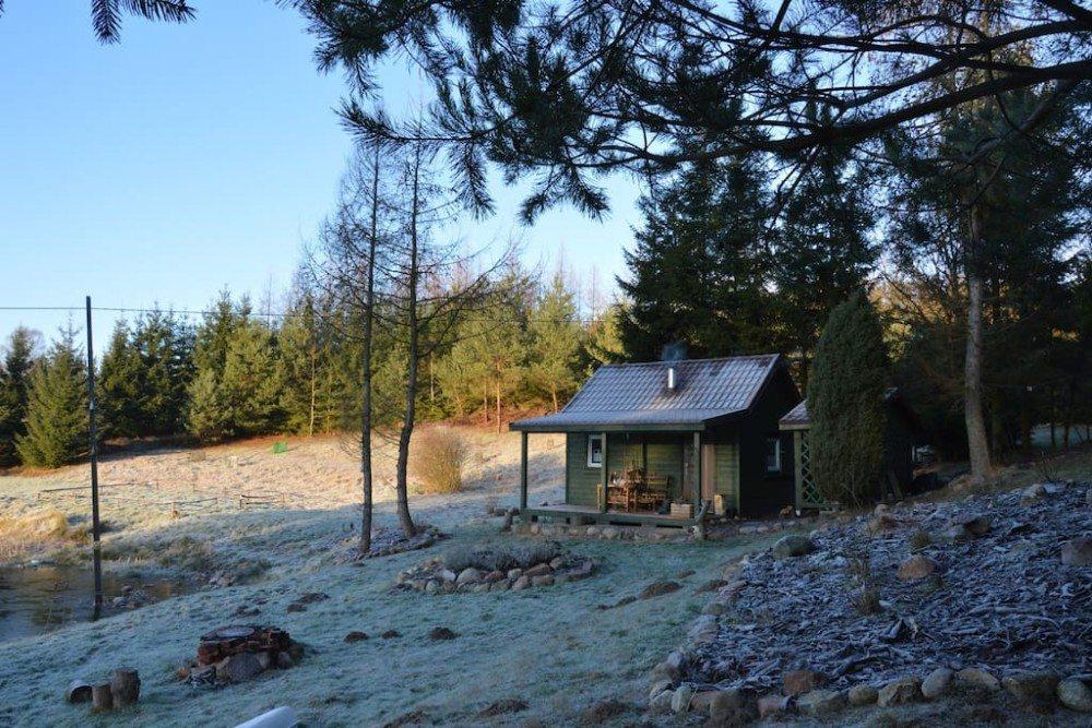 Goedkope airbnb hotspots - cabin in Polen