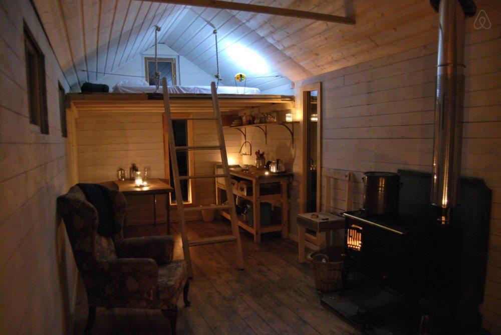 Goedkope airbnb hotspots - hutje in Schotland