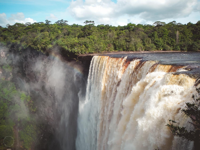 Guyana - Kaieteur waterval