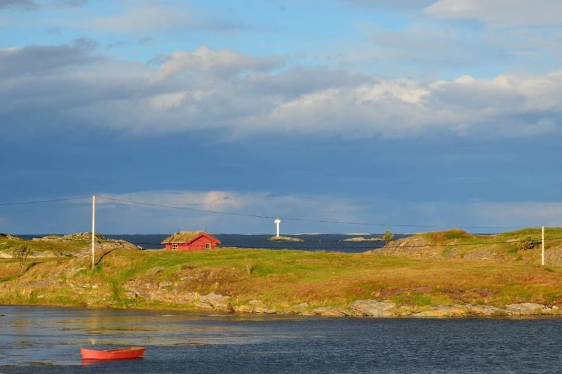 Langholmen private island Norway - Airbnb