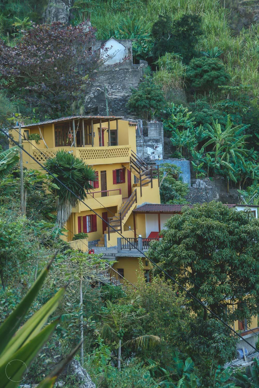 Casa Cavoquinho in het groen