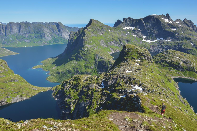Low budget door Noorwegen - natuur