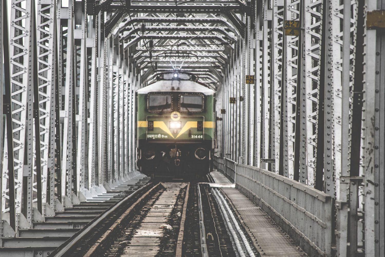 Met de trein op wereldreis