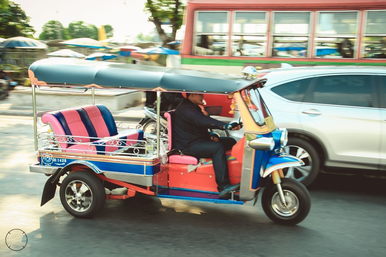 Tips voor je eerste reis naar Thailand Tuk tuk