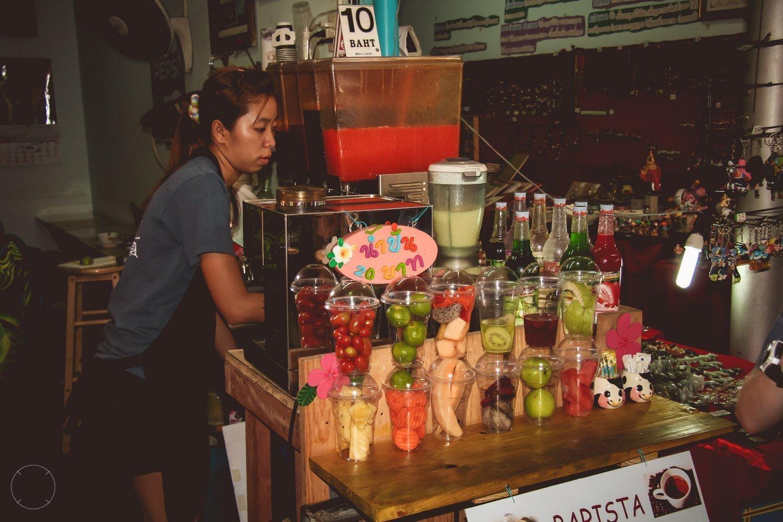 Tips voor je eerste reis naar Thailand fruit