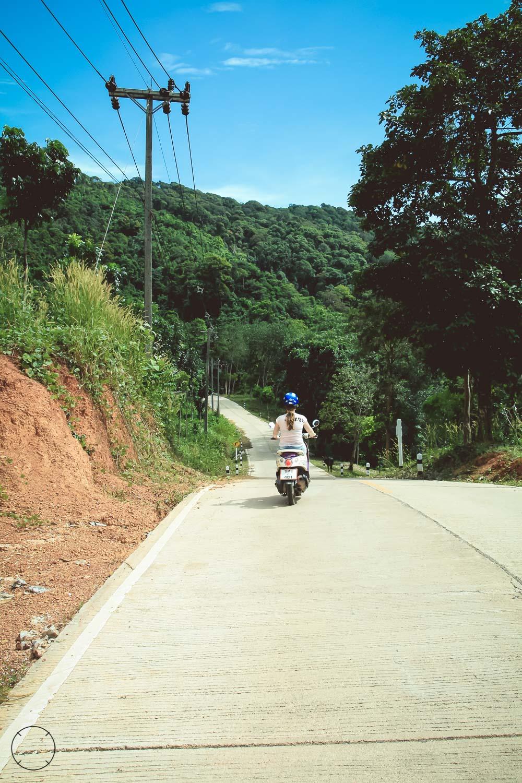 Tips voor je eerste reis naar Thailand scootertje huren
