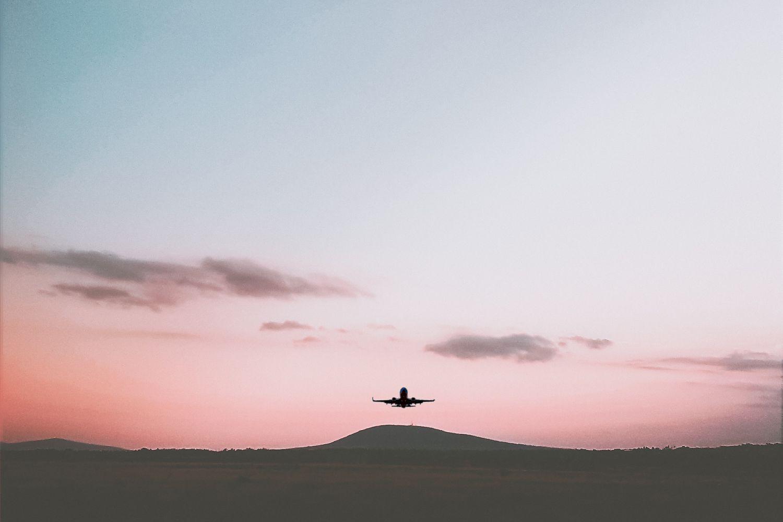 Wereldreis met het vliegtuig