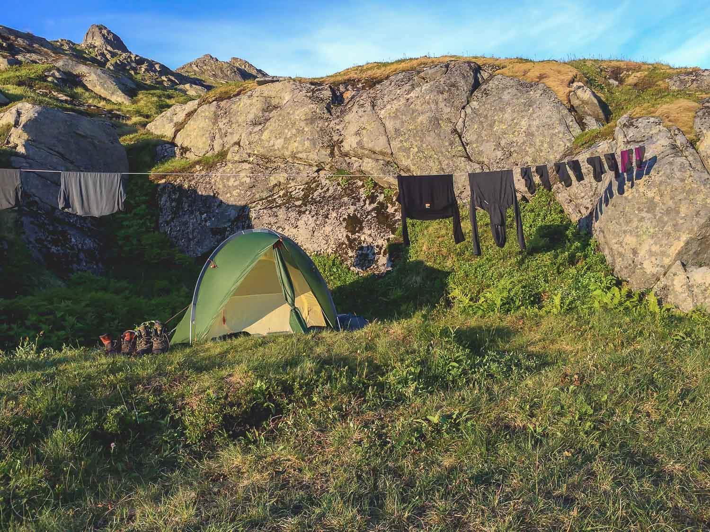 Je kampeerplek is je huis voor een nacht