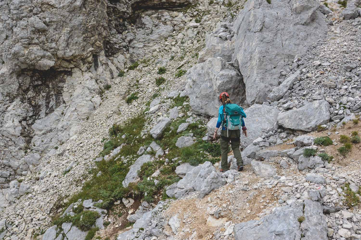 Hiken in Triglav National park