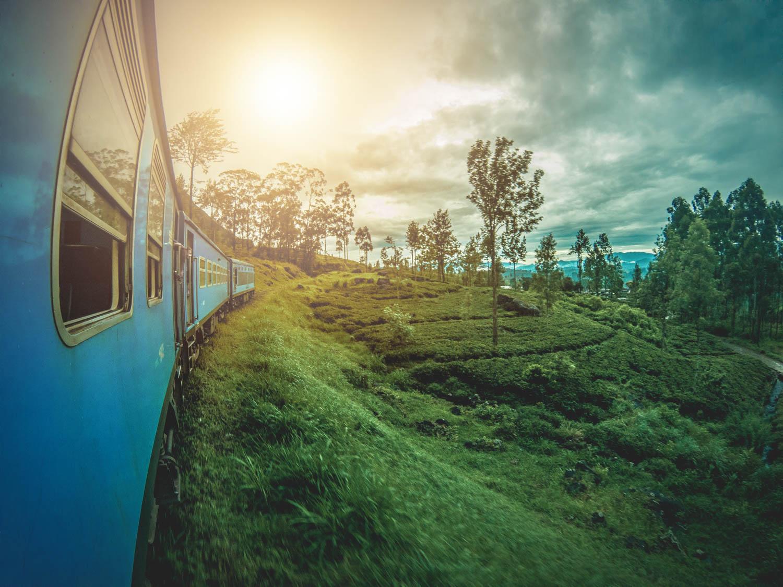 Verantwoord reizen - Treinreizen