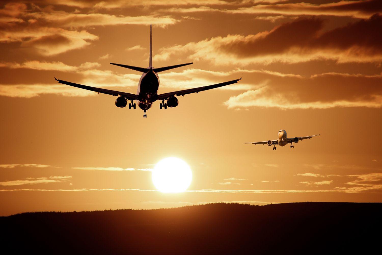 Verantwoord reizen - vliegen