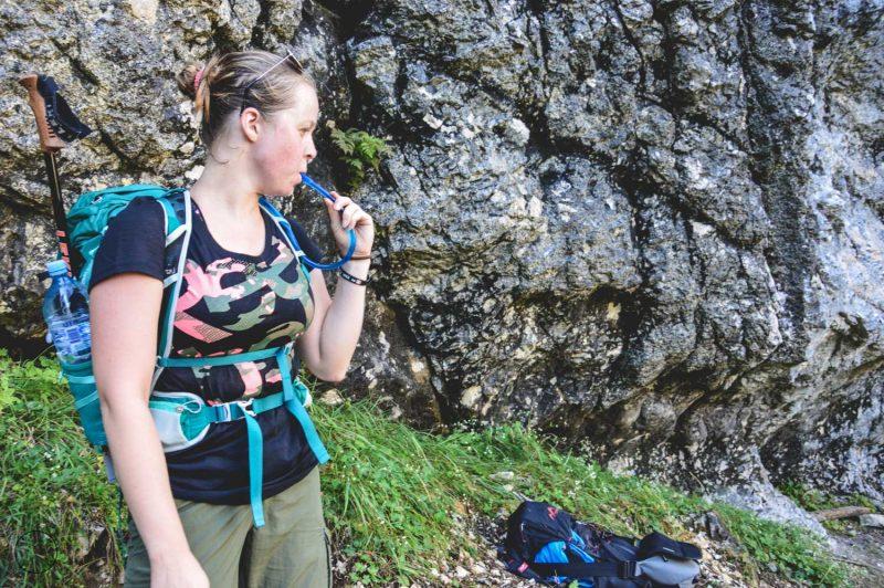 Checklist hike - drinksysteem