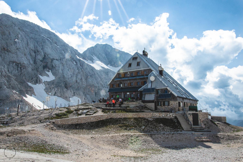Berghut Triglavski dom na Kredarici
