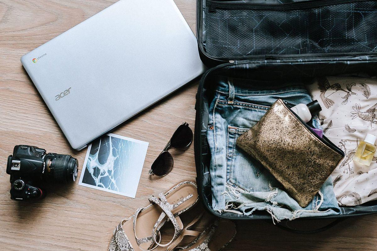 Reizen met handbagage in het vliegtuig