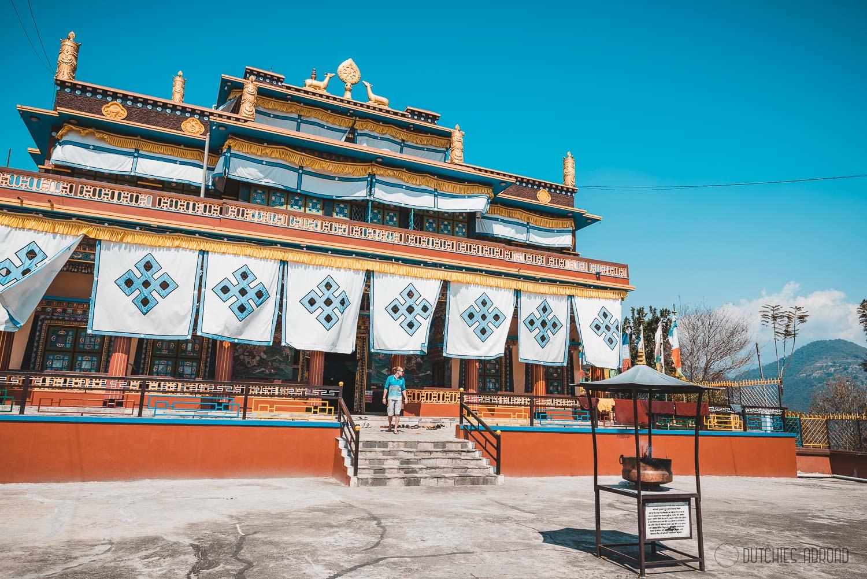 Wat te doen in Pokhara tibetaanse tempel