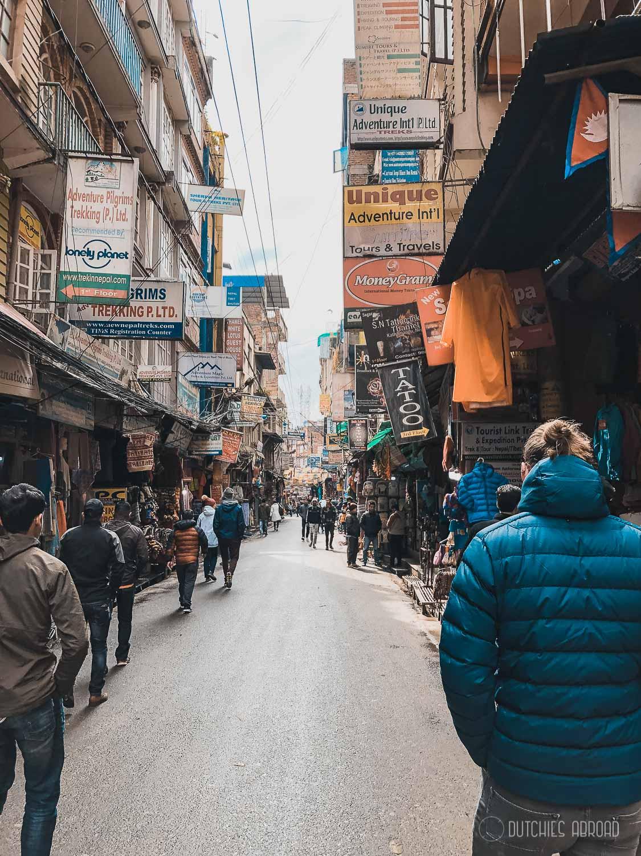 Thamel Kathmandu
