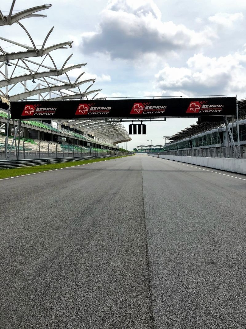 Circuit tour Maleisië