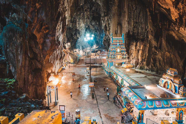 Grotten Kuala Lumpur Maleisië