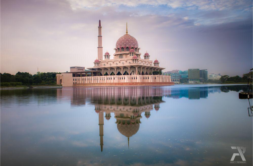 Leuke dingen om te doen in Kuala Lumpur - Putrajaya mosque