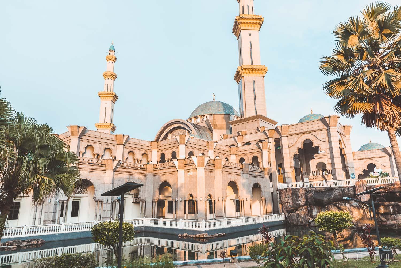 Moskeeen bekijken in Kuala Lumpur