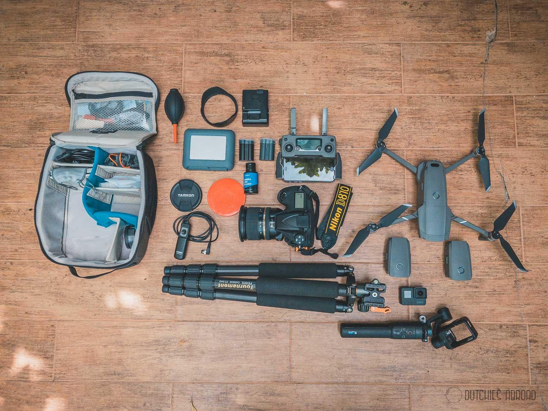 Reisfotografie onze gear Dutchies Abroad