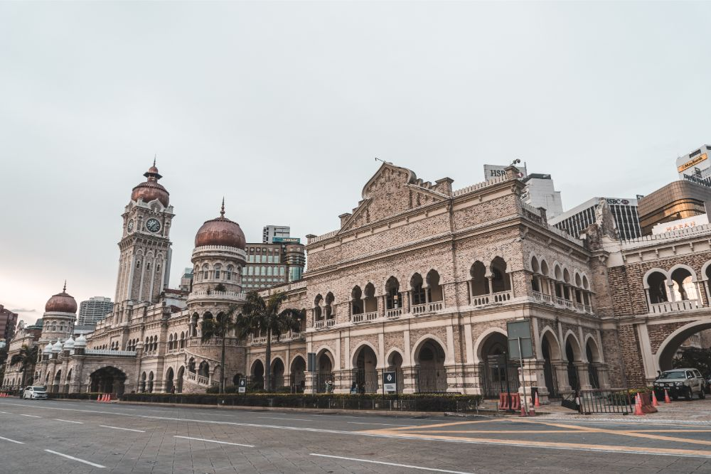 things to do in Kuala Lumpur - Sultan Abdul Samad building