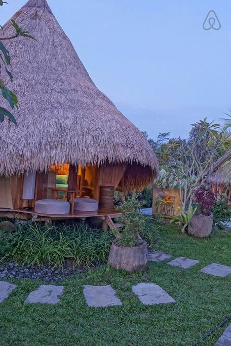 Nature house in Ubud - Airbnb in Bali