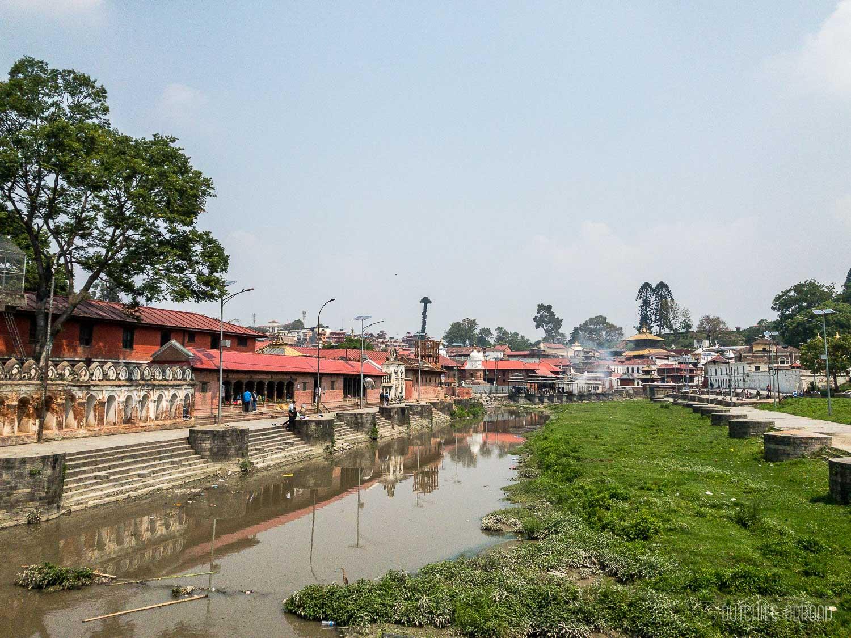 Taxi in Kathmandu - Pashupatinath