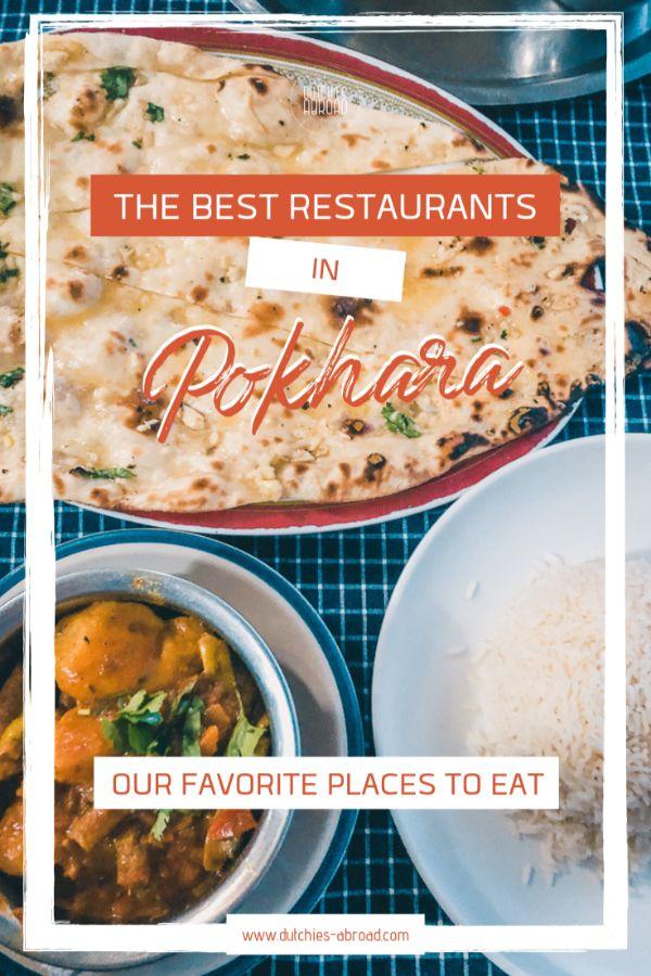 The best restaurants in Pokhara Nepal