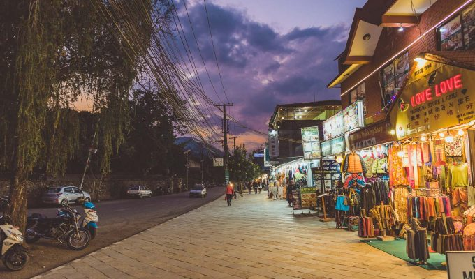 The best restaurants in Pokhara Nepal