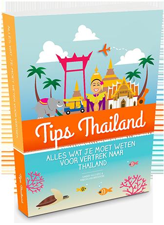 Tips Thailand boek voorbereiding reis Thailand
