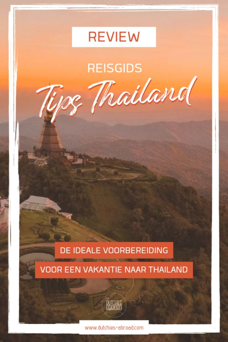 Tips thailand reisgids