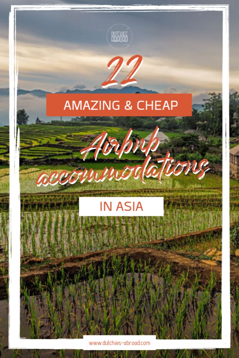 22 amazing and cheap Airbnb accommodations in Asia