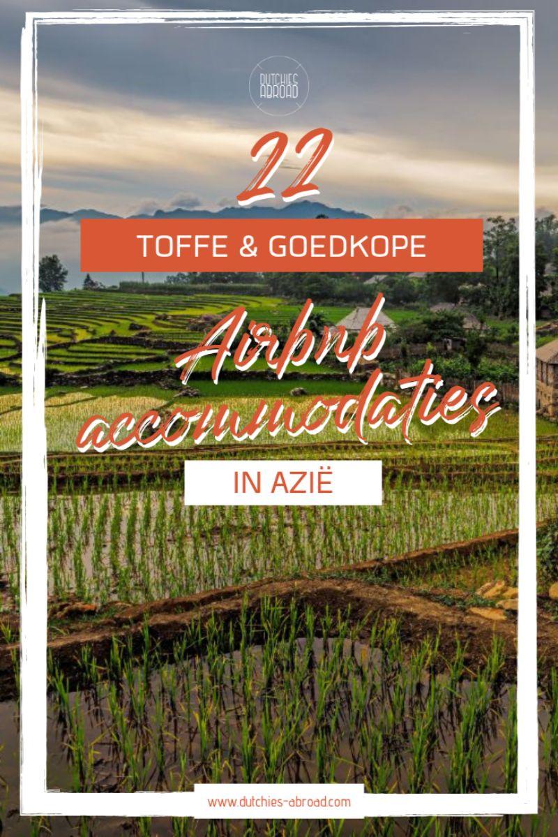 22 toffe en goedkope airbnb accommodaties in Azië