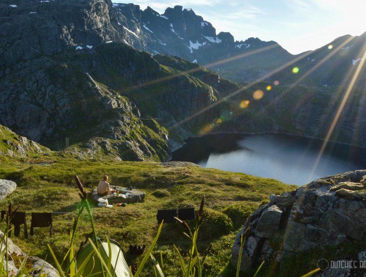 Rondreis op de Lofoten - Hermannsdalstinden