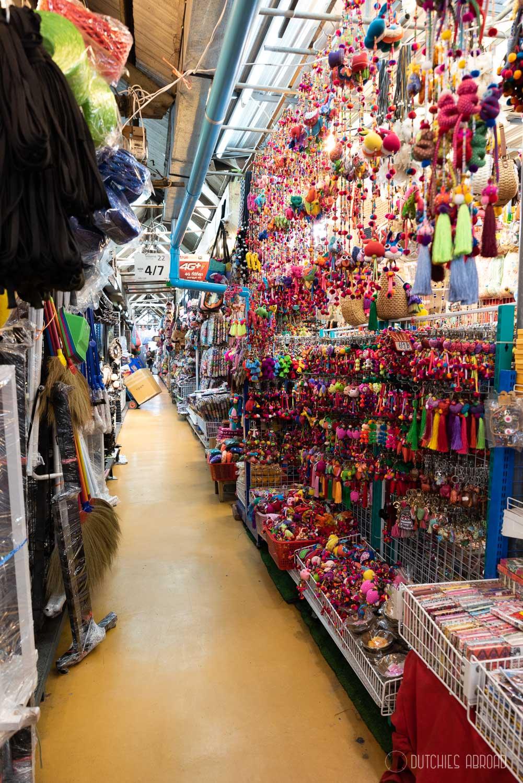 Shoppen op Chatuchak
