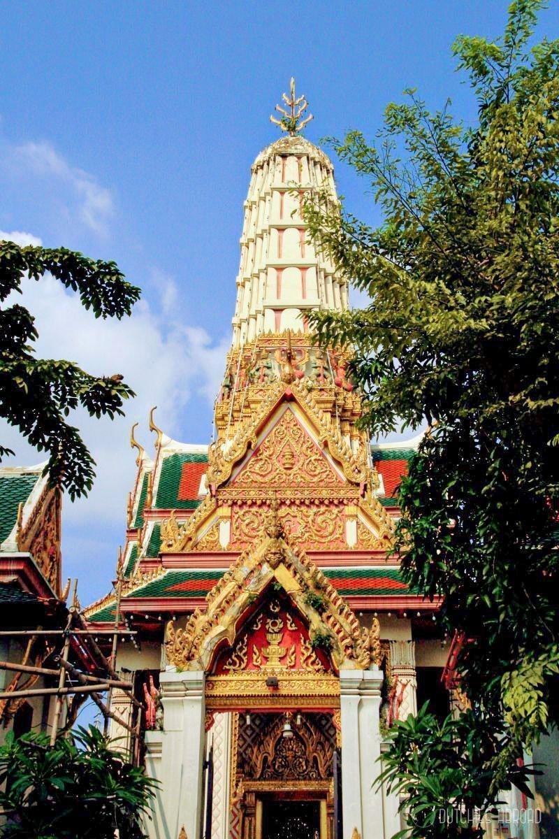 Wat Chakrawatrachawat in Chinatown - Bangkok