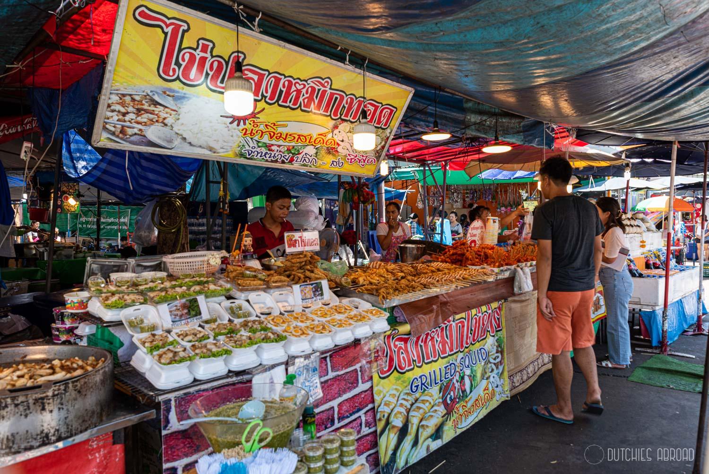 Wat te doen in Bangkok - tips en eten